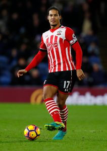 Virgil van Dijk has thanked Southampton and says he will 'always be indebted' to the club after agreeing to join Liverpool.