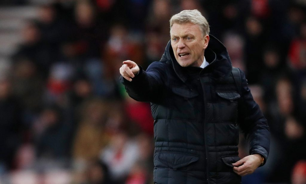 David Moyes has confirmed that he wants to strengthen West Ham's midfield in January, while he could allow some forwards to leave.