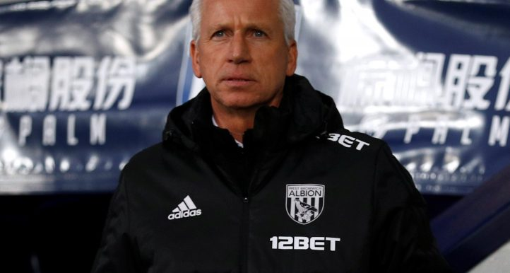 West Brom boss Alan Pardew