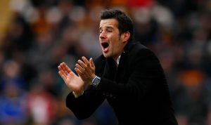 Marco Silva has no new injury concerns as Watford travel to the Etihad Stadium to face Manchester City on Tuesday.