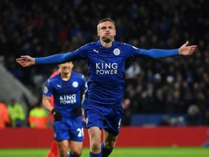 Jamie Vardy returns to the club where he made a name for himself when Leicester travel to Fleetwood Town in the FA Cup third round on Saturday.