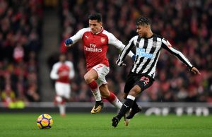 Arsene Wenger has insisted Alexis Sanchez has not played his last game for Arsenal as Manchester City continue to hover.