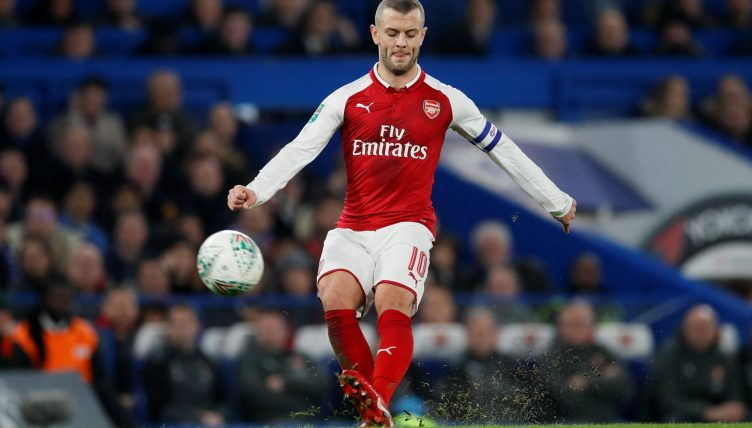 Wilshere's World Cup hopes boosted by England boss Southgate