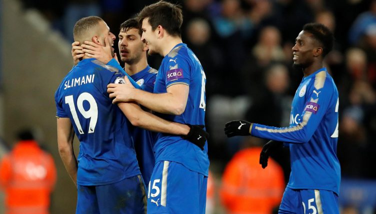 Chelsea linked with a loan move for Leicester City striker Islam Slimani