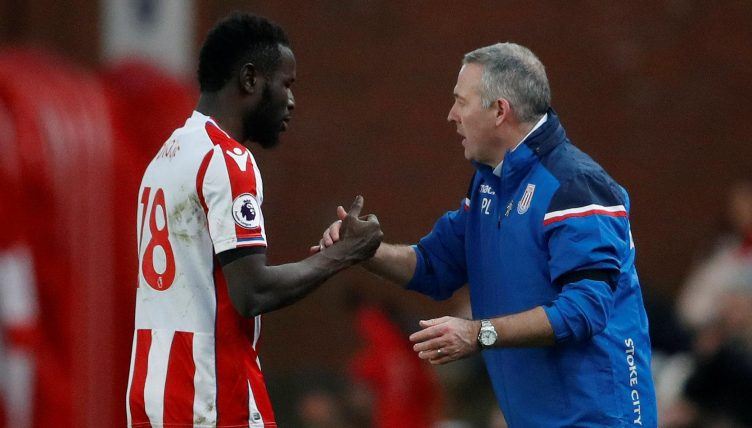 Lambert upbeat over Stoke's quality after debut victory