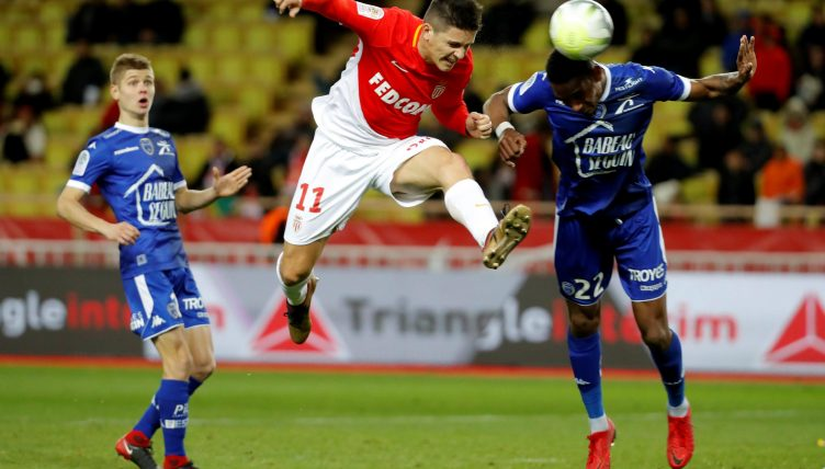 Southampton agree £19.1m deal to sign striker Guido Carrillo from Monaco