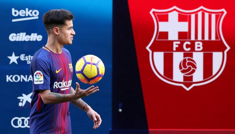 Coutinho set for possible Barça debut on Thursday