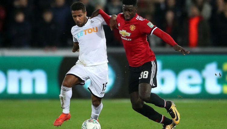 Axel Tuanzebe joins Aston Villa on loan