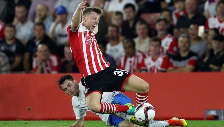 Targett aiming for play-offs after completing loan move from Southampton