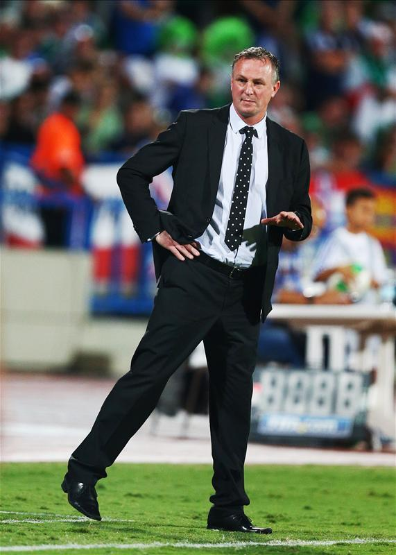 Northern Ireland manager Michael O'Neill wants to be sure of his future in the near future, according to sources.