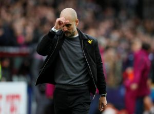 Pep Guardiola says he is concerned about the welfare of his players and has urged the FA to rethink the hectic festive period.