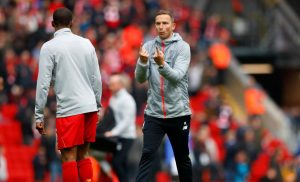 Pepijn Lijnders has left Liverpool to take over as head coach of Dutch side NEC Nijmegen.