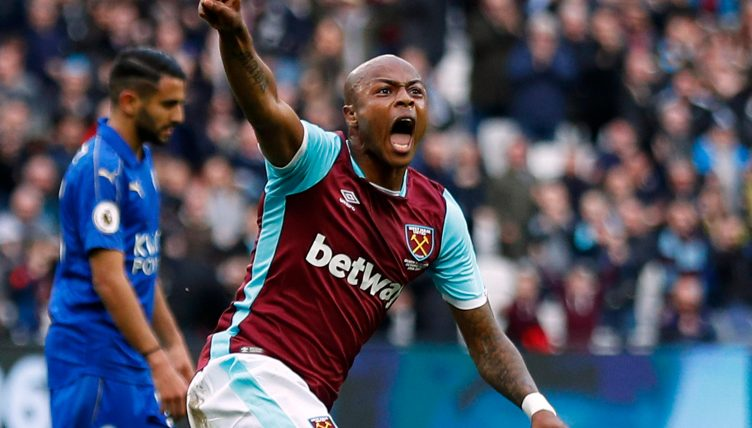 Galatasaray closing in on Andre Ayew