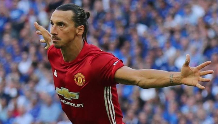 Manchester United striker Zlatan Ibrahimovic close to joining MLS side LA Galaxy