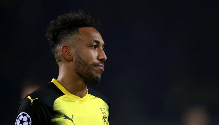 Arsenal in £50m bid for Pierre-Emerick Aubameyang