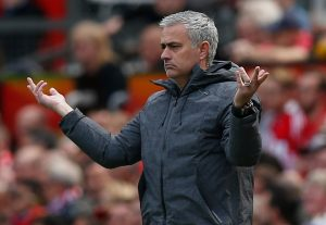Bosses at Manchester United have reportedly discussed for the first time Jose Mourinho not seeing out his three-year contract.