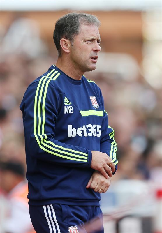 Stoke assistant manager Mark Bowen has revealed the squad's disappointment after getting nothing from their opening game at Liverpool.