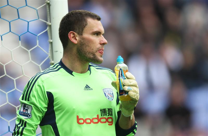 Ben Foster is adamant there is 'no panic' at West Brom following Saturday's opening 1-0 defeat against Southampton at the Hawthorns.