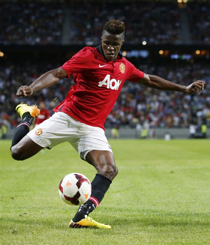 Wilfried Zaha is set to feature in Man United's Capital One Cup tie against Norwich with Robin van Persie and Wayne Rooney rested.