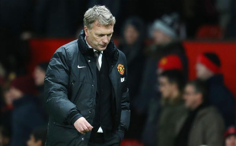 David Moyes claims there is no extra pressure on him to live up to Sir Alex Ferguson's standards at Manchester United.