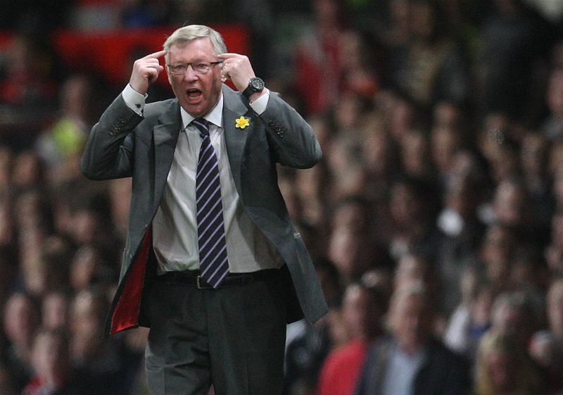Sir Alex Ferguson will stay away from Old Trafford tonight after Roy Keane accused him of trying to wield power at Manchester United.