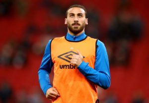 Brighton have been warned they will be in for a tough afternoon at Goodison Park, according to Everton forward Cenk Tosun.