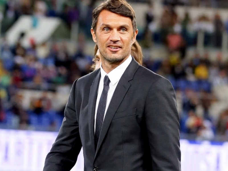 Legendary AC Milan defender Paolo Maldini has held talks with the Italian FA over the possibility of becoming the new Azzuri manager following the sacking of Gian Piero Venturo.