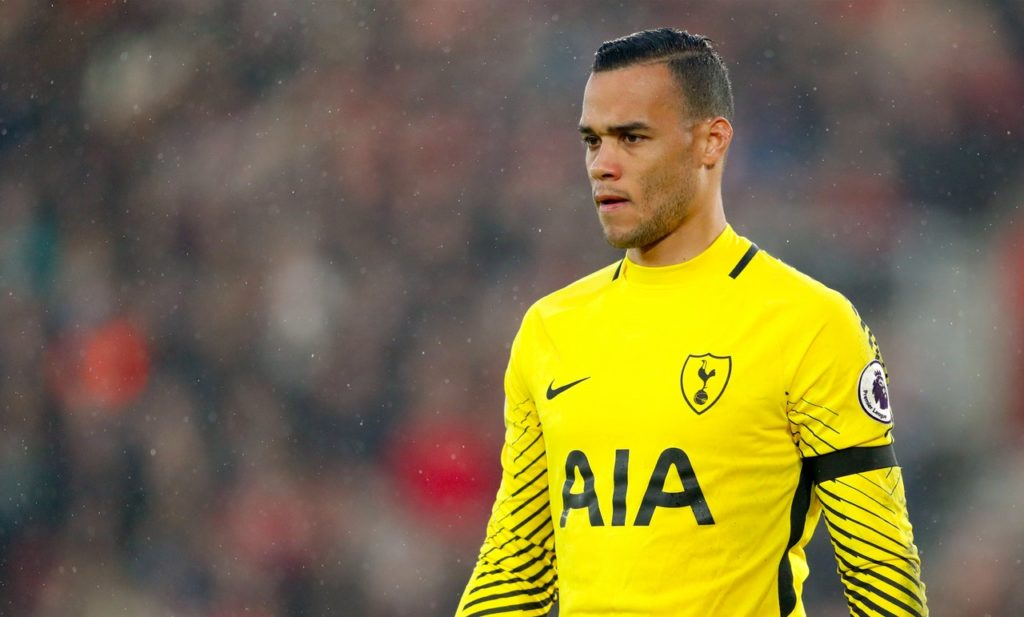 Michel Vorm is back with Tottenham.