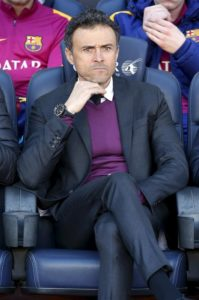 Luis Enrique says he's yet to receive a job offer which has grabbed him amid rumours he is on Chelsea's managerial wishlist.
