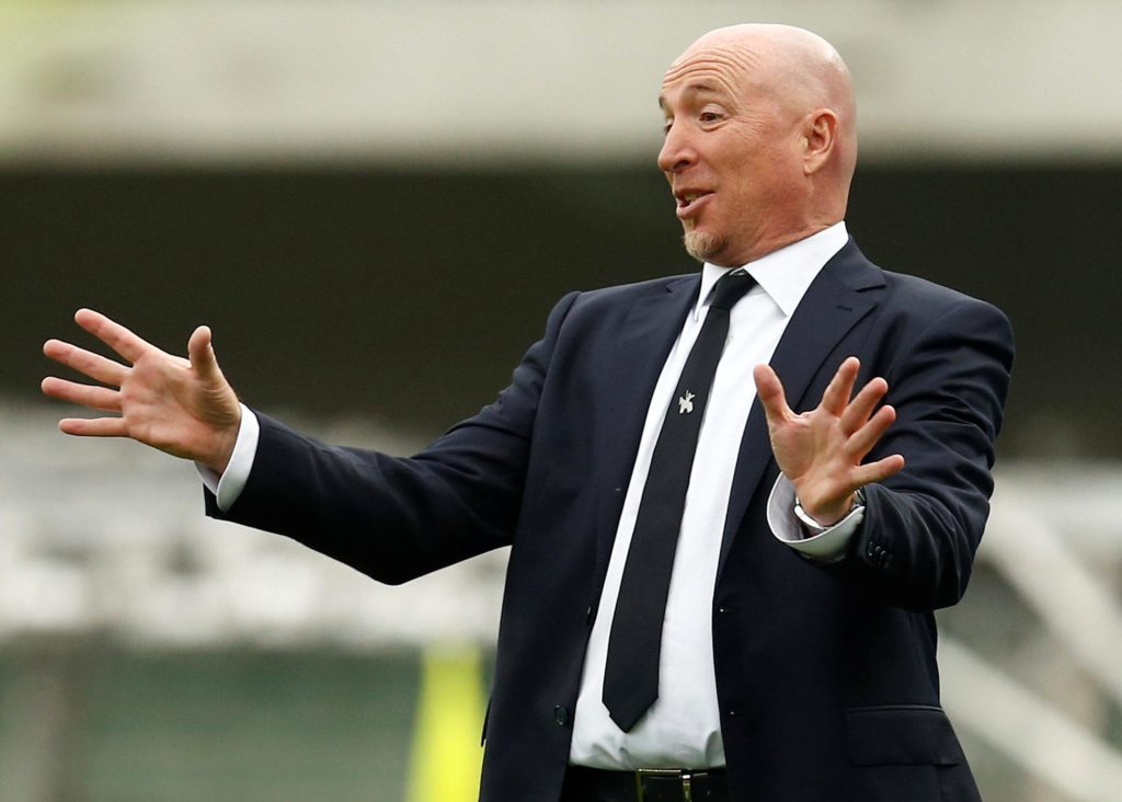 Chievo have sacked manager Rolando Maran with three games of the campaign to go.