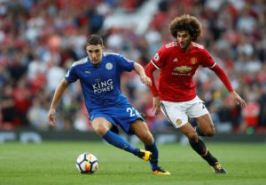 Claude Puel has confirmed Leicester City midfielder Matty James has been ruled out for the remainder of the season.