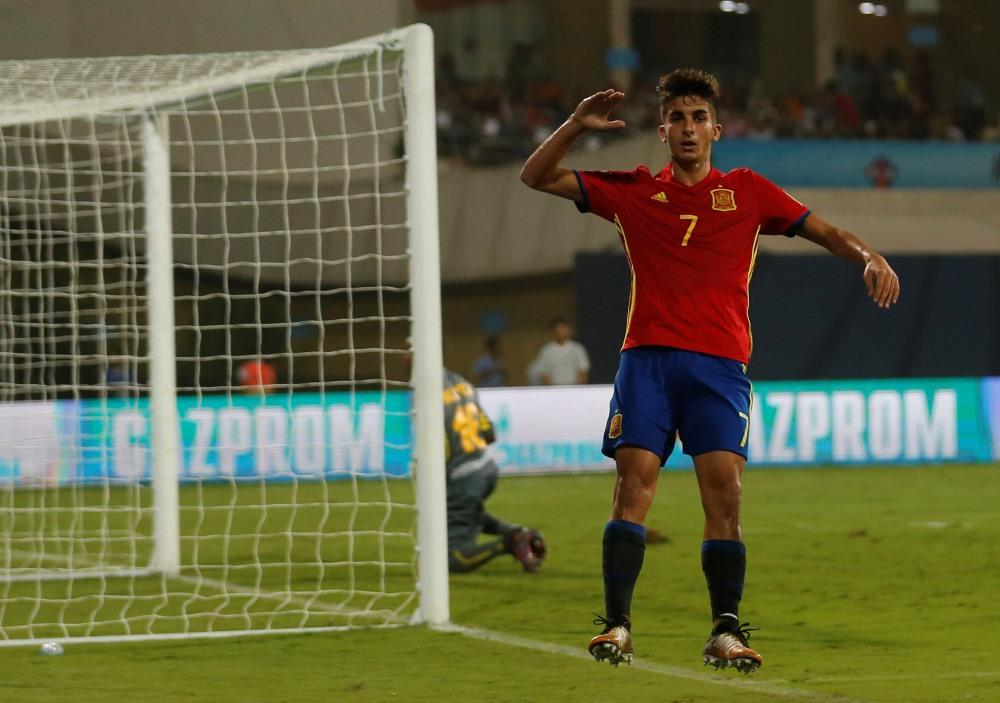 Valencia face a fight to keep hold of starlet Ferran Torres this summer, with a host of clubs said to be showing an interest.