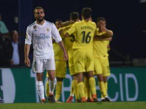 Real Madrid finish third in La Liga