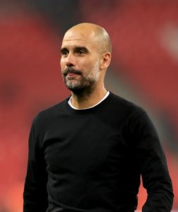 Favorites Guadiola Manchester City