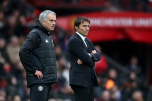 Mourinho and Conte in FA Cup battle