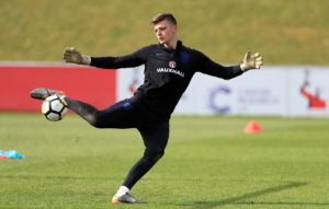 Nick Pope stunned by World Cup call up