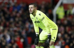 Jack Butland concentrating on World Cup