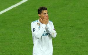 Ronaldo Portugal v Morocco