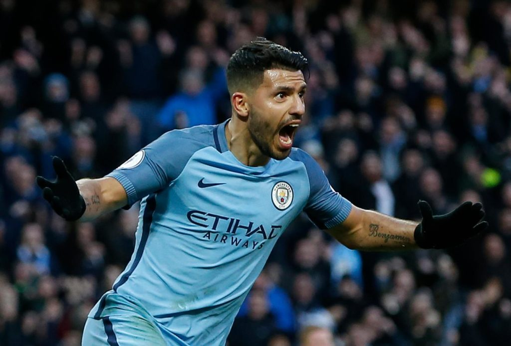 Atletico Madrid are reportedly planning an ambitious swoop for former striker Sergio Aguero from Manchester City.
