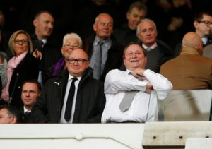 Managing director Lee Charnley says Newcastle United are planning for owner Mike Ashley to still be in charge next season.