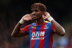 Zaha looking for a win