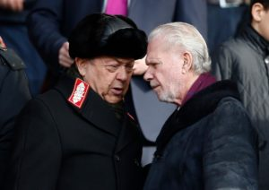 David Gold says West Ham will give new boss Manuel Pellegrini more money to spend this summer than in any previous transfer windows.