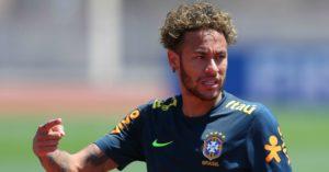 Neymar Brazil v Switzerland