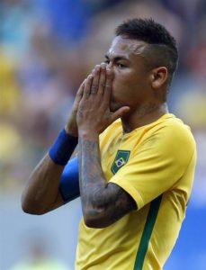 Brazil Neymar 2018 World Cup