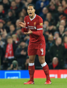 Liverpool defender Virgil van Dijk has hailed his fellow defender Andy Robertson and says he spotted his potential years ago.