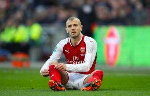 Everton target Jack Wilshere has sparked a scramble for his signature after confirming he is leaving Arsenal this summer.