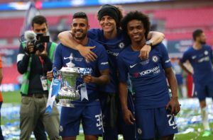 Manchester United Target Willian