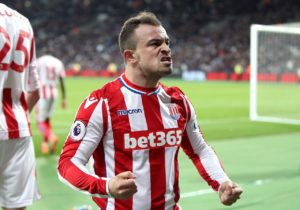 Shaqiri Liverpool deal