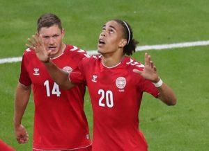 Croatia v Denmark