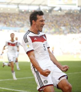 South Korea v Germany